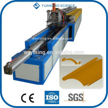 Passed CE and ISO YTSING-YD-1085 Door Shutter Cold Roll Forming Machine Manufacturer