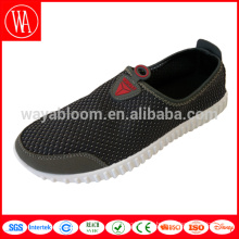 Mocassins en maille bon marché personnalisés pour hommes, chaussures pour hommes et femmes