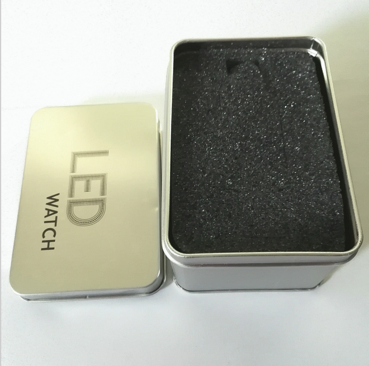 rectangular tin boxes