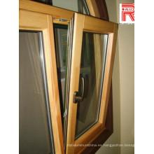 Perfil de aleación de aluminio / aluminio para ventana de vidrio y muro cortina (RAL-593)