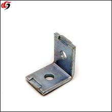 Custom Metal Shelf L Corner Brackets Galvanized Steel angle brackets