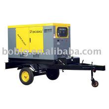 Remolque diesel generador