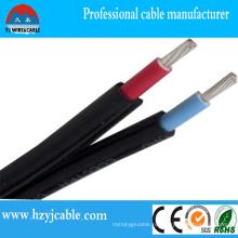 Популярный 4mm2 солнечный кабель, электрический провод, изготовление Кита Шанхай