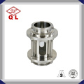 Aço inoxidável Sanitary Clamped Straight Sight Glass