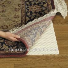 Tapis d'arrêt de tapis en plastique