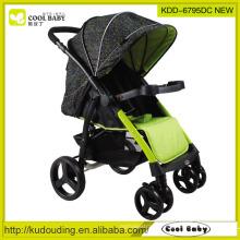 Detachable front bumper american baby stroller korea manufacturer
