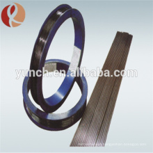 Tungsten Thorium Melting Electrode Wire Manufacturer