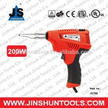 JS Professional 200W pistolet de soudage en plastique JS700