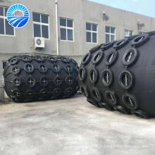 Dispositif anti-collision principal d'amortisseur pneumatique pour des applications marines