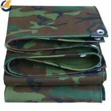Hochfeste Polyester-Leinwandplanen für Ausrüstung
