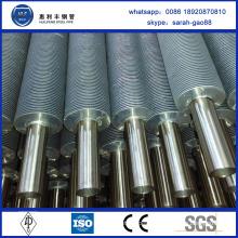 2016 New stainless steel finned heater exchange tubular heater