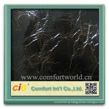 Forte chinês macio molhado de couro do plutônio
