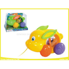Cable Toys Rabbit with Music and Lights Plastic Toys