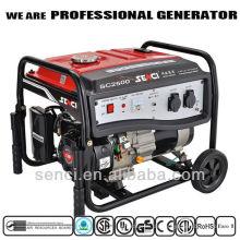 Leichte Senci 60Hz 6.5 PS 2.5 kva Generator
