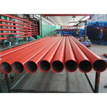 UL FM Painted Medium Steel Pipes