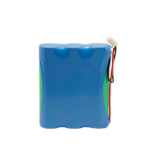 18650 1S3P 3.7V 8250mAh Li Ion Battery Pack