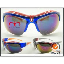 Diseño especial y gafas de sol deportivas de moda (lx9859)