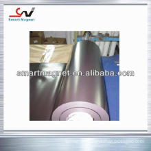 customized permanent PVC coating industrial rubber magnet
