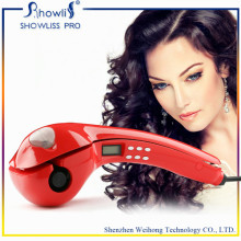 Smart Hair Curling vapor spray cabello curling hierro