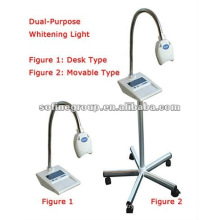 LED Dental Teeth Whitening Light (DuaL-Zweck), White Strips Teeth Whitening