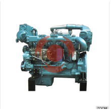 Motor diesel chino refrigerado por agua 6-Cylinder R6105C