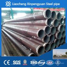 299 x 25 mm Tubo de aço sem costura de alta qualidade Q345B fabricado na China