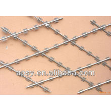 concertina razor wire/razor barbed wire mesh/manufacturer
