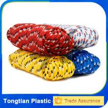 Corda elástica de cabo de bungeeira Corda PP de corda de elástico bungee