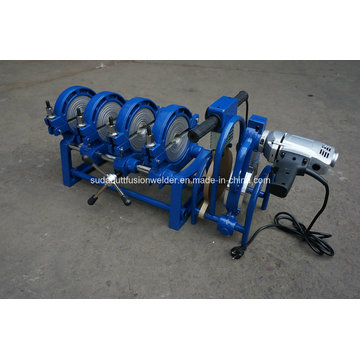 Máquina de solda de tubo de PEAD / PE de Sud250m-4