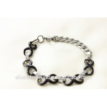 Alibaba new arrival smart stainless steel gift bracelet