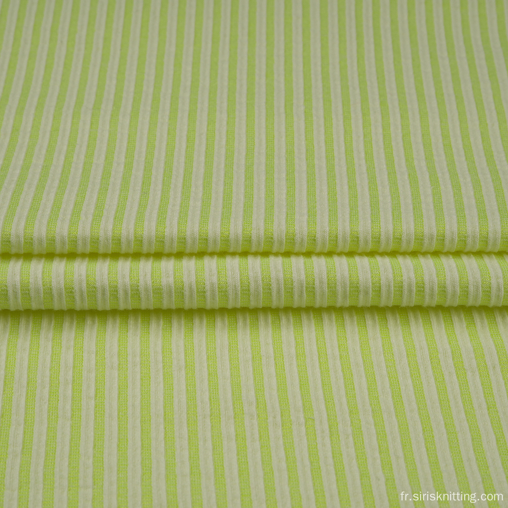 Tissu French Terry Coton Polyester CVC