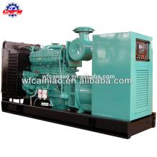 Weifang prix fiable de générateur diesel 1000kva