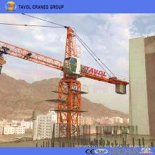 Qtz63 5010 China Lieferant Bauausrüstung Turm Kran