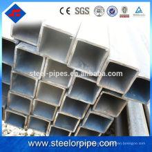 Tubo de aço quadrado soldado 40Cr tubo de aço sem costura