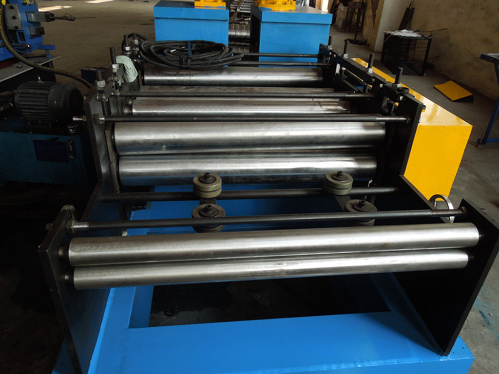 cable tray roll forming machine-leveling