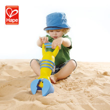 Hape Factory Promotional Eco-friendly Sand Toy - Grabber, Yellow