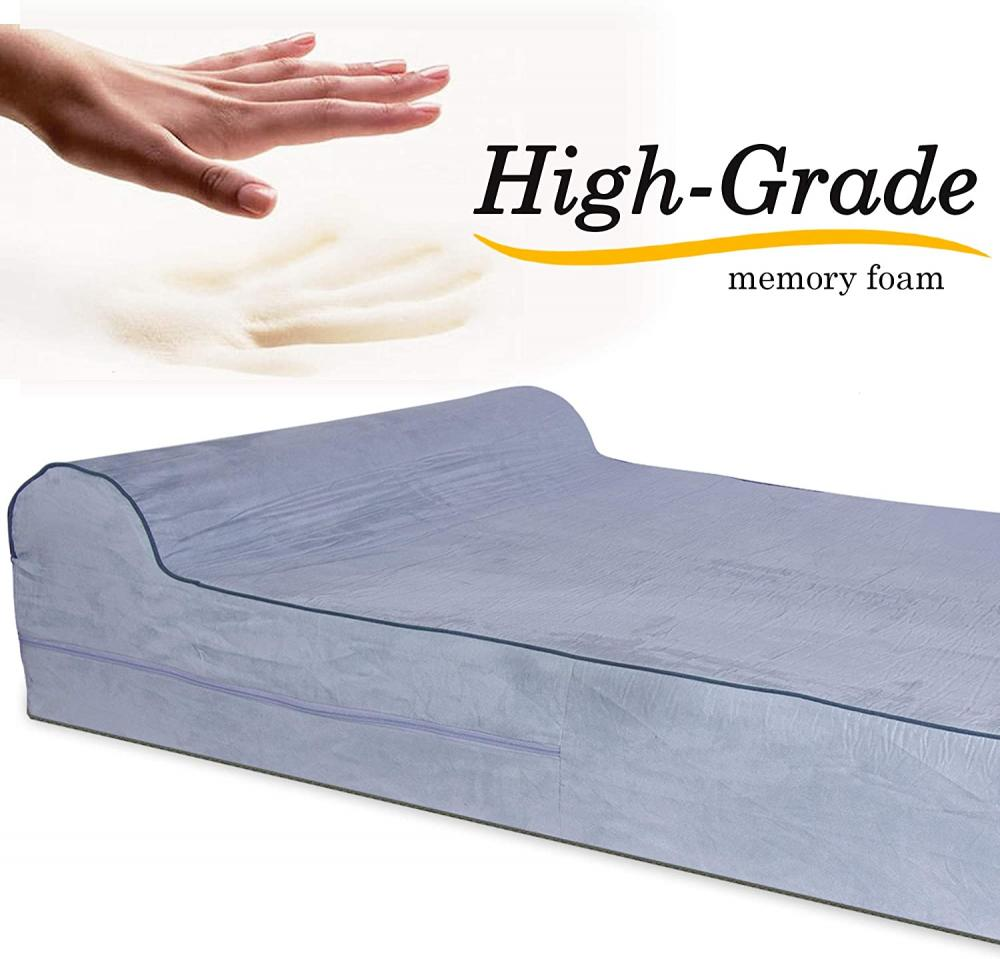 Gel Memory Foam Dog Bed