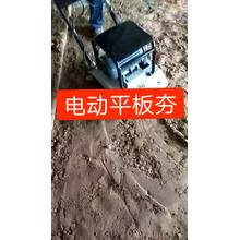 small construction machine NM-C100 vibration electric plate compactor for sale
