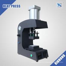 B5-R XINHONG 16000 psi Placas de aquecimento duplas Máquina pneumática de pressão de resina de calor
