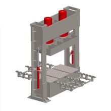 Cold pressed machine/Plywood working machine/Plywood making machine price india