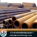 Construction Seamless Steel Pipe for oil, gas