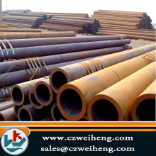 ASTM A53 GRA 12INCH SCH80 Seamless Steel Pipe