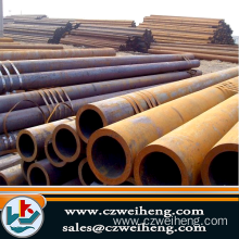 Heavy wall Black Seamless Steel Pipe