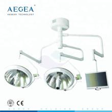 AG-LT017C con la cámara de quirófano, el tratamiento del paciente utilizado llevó la lámpara quirúrgica