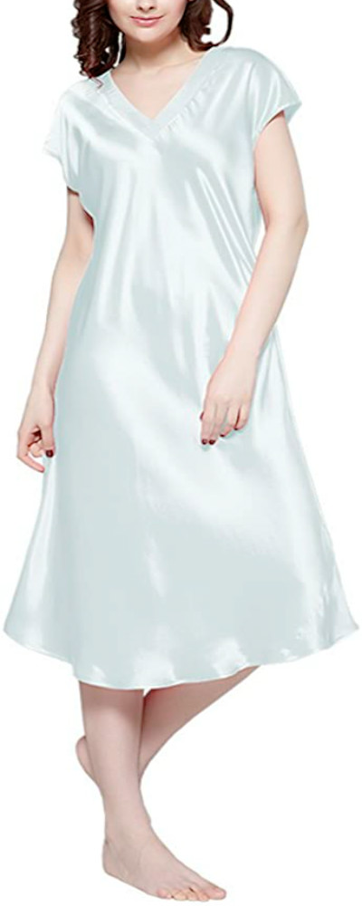 Light Blue Nightgown Sleepwear