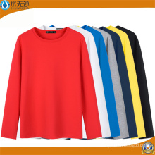 T-shirts en coton à manches longues pour hommes T-shirts pour hommes