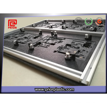 High Precision Wave Solder Pallet Made by Prior Plastic