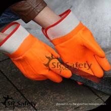 SRSAFETY перчатки покрытие ПВХ
