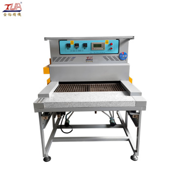 Multi-functional and energy-saving pvc oven