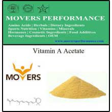 Hochwertiges reines Vitamin: Vitamin A Acetat mit gutem Preis
